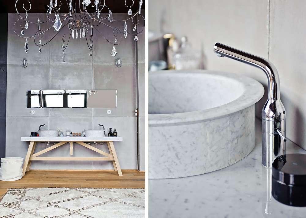 moderno baño