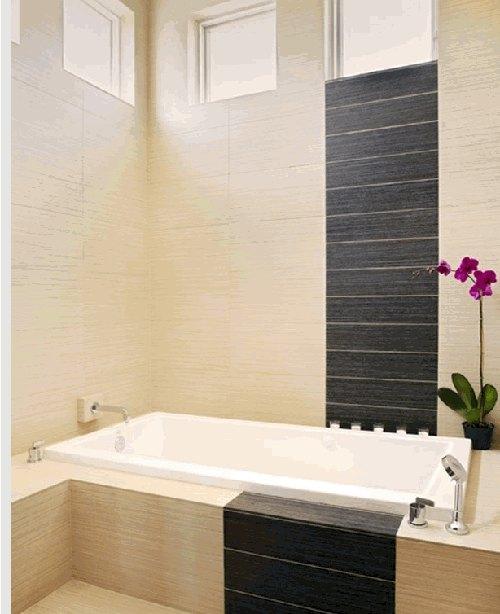 C mo decorar con colores claros y neutros el ba o - Como decorar el cuarto de bano ...