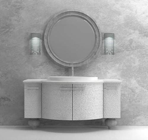 Baños Estilo Art Deco:Modernos Accesorios de Baño de Edone – DecoracionIN