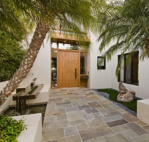 Casas modernas por dentro katy perry buzz for Puertas de ingreso principal casas