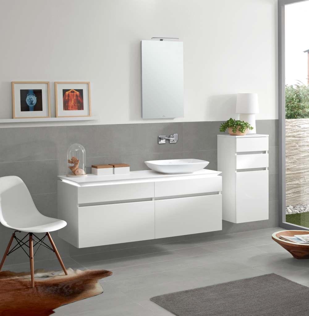 Pr cticos muebles de ba o para todos los estilos - Muebles de bano originales ...