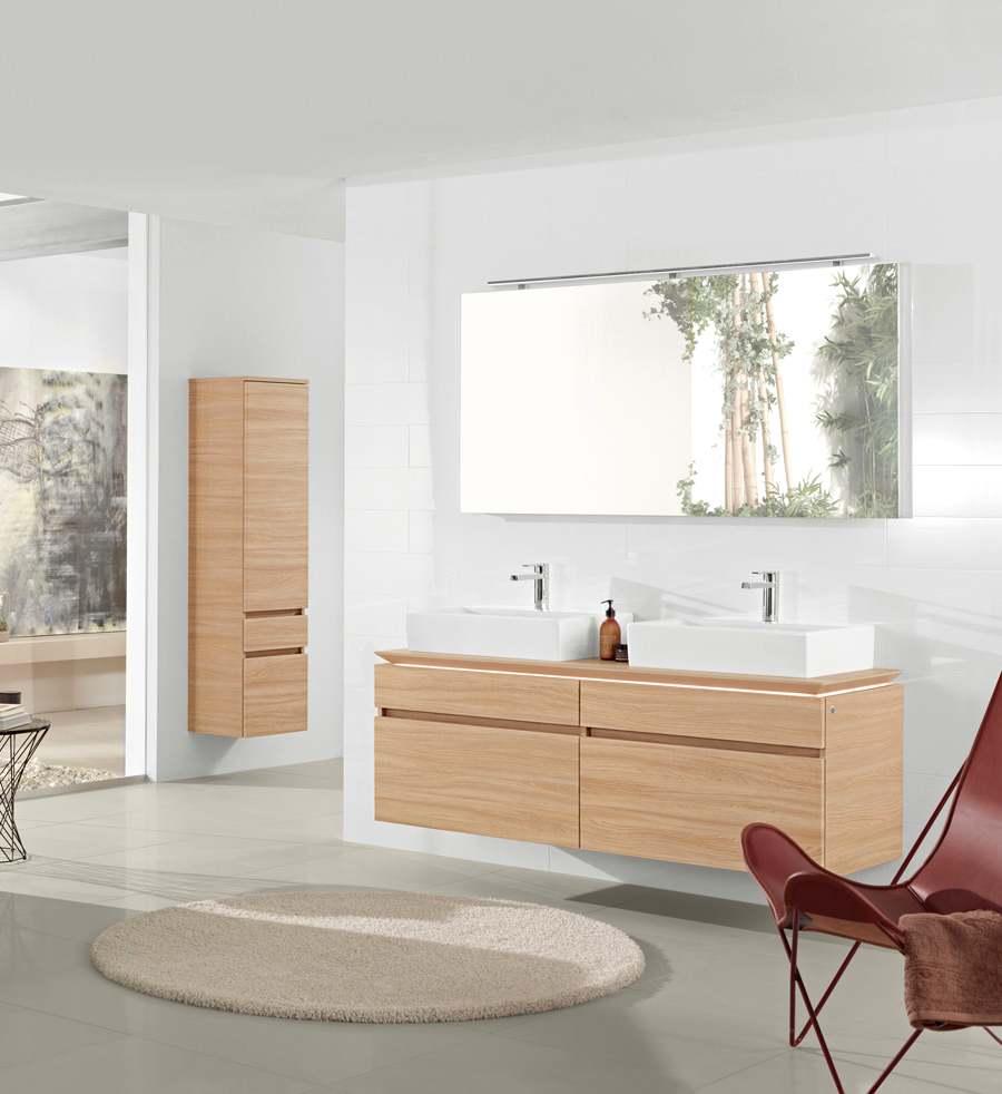 muebles de baño prácticos