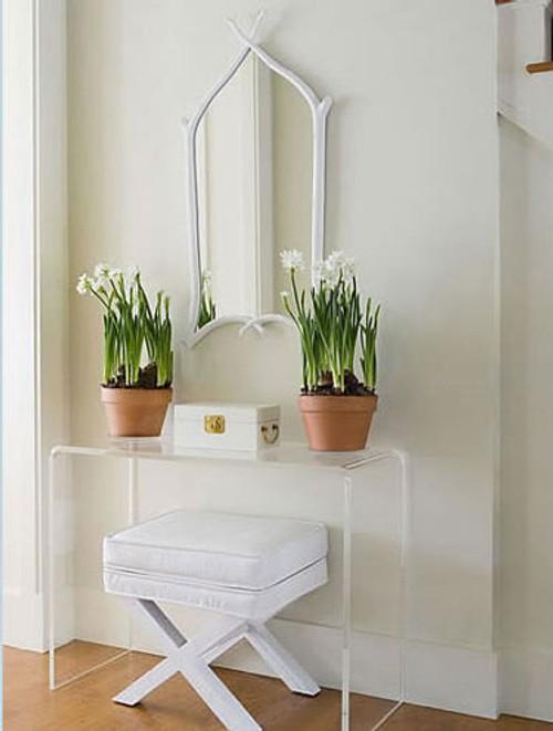 Espacios peque os muebles para un recibidor decoracion in - Muebles de entrada pequenos ...