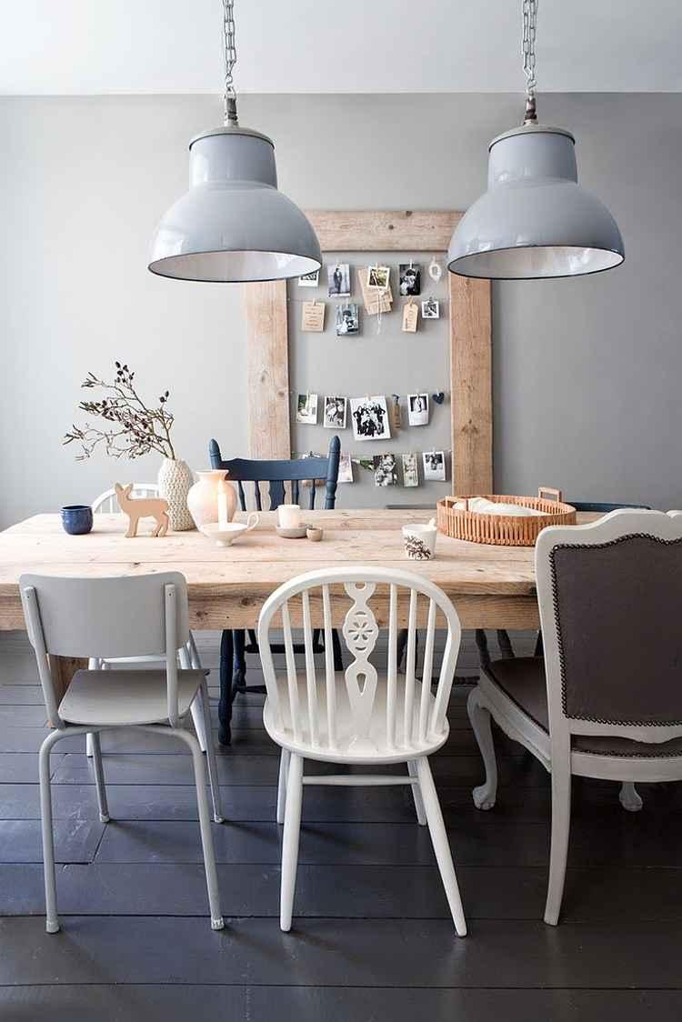 muebles para un comedor actual