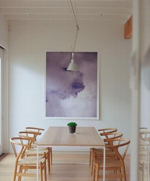 muebles de comedor de diseño clásico