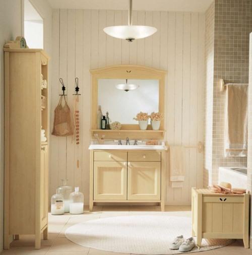 Muebles De Baño Para Ninos:muebles de baño de madera clara