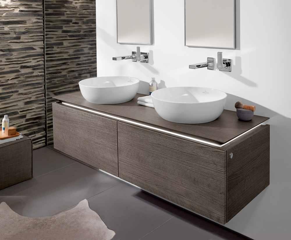 lavabos con delicados dise os de villeroy boch