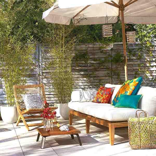 Muebles de exterior pr cticos para el verano decoracion in - Muebles de verano ...