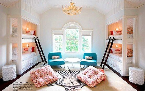 muebles para dormitorios compartidos
