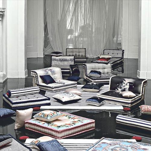 Muebles con estilo y color de roche bobois decoracion in - Roche bobois jean paul gaultier ...