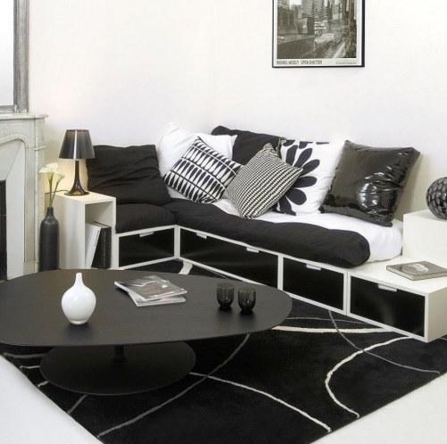 Muebles funcionales para espacios peque os decoracion in - Muebles recibidores pequenos ...