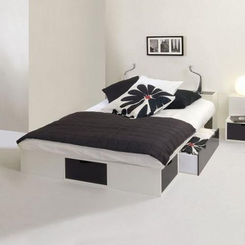 Muebles funcionales para espacios peque os decoracion in for Zapateras para espacios pequenos