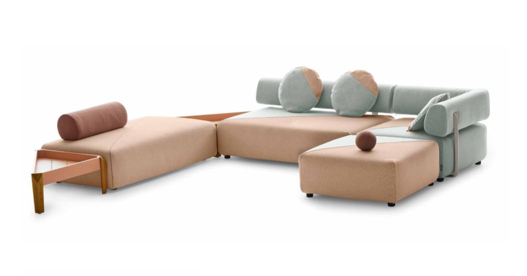 muebles modulares para interior y exterior