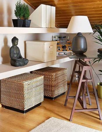 muebles prácticos para decorar
