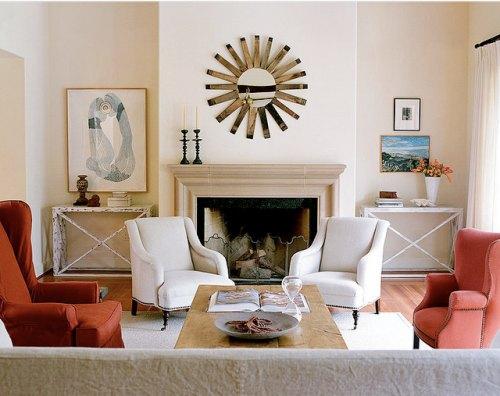muebles para salones en estancias amplias