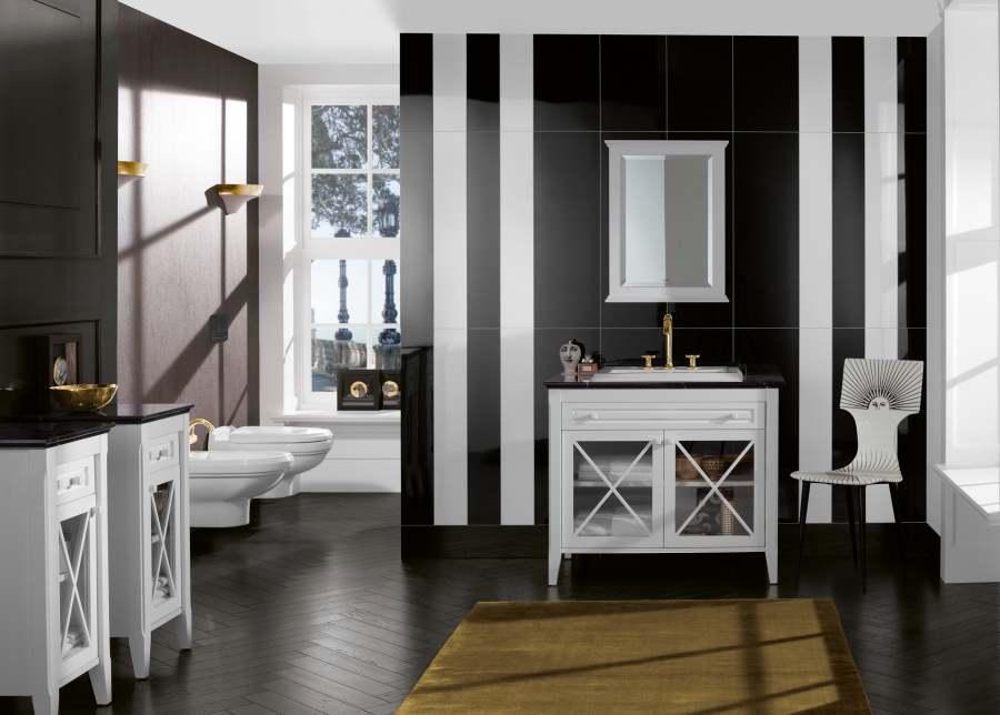 muebles y sanitarios para el baño elegantes