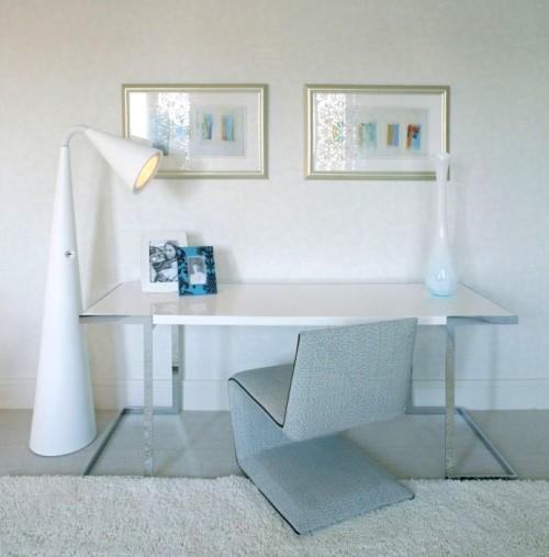 Muebles simples y modernos para una oficina con estilo for Muebles oficina modernos