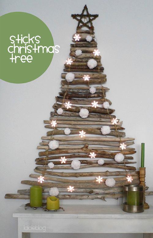Navidad natural y simple