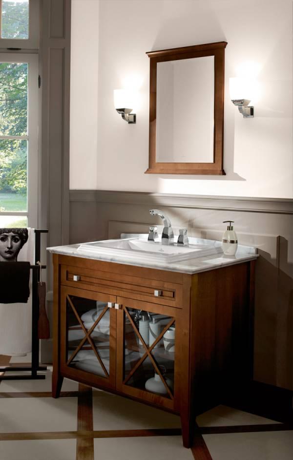 novedades para baños de estilo