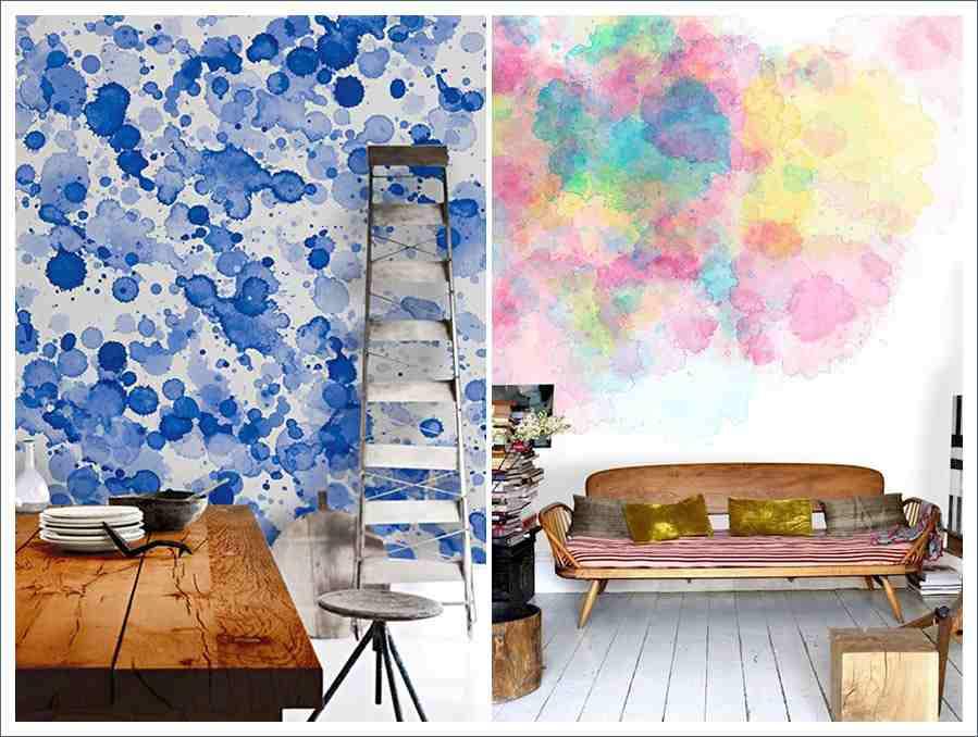 Nuevas tendencias para las paredes decoracion in - Ultimas tendencias en decoracion de paredes ...