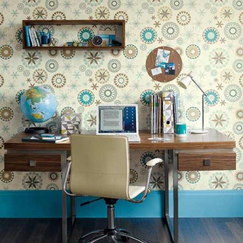Oficina en Casa, Ideas Inspiradoras - Decoracion.IN
