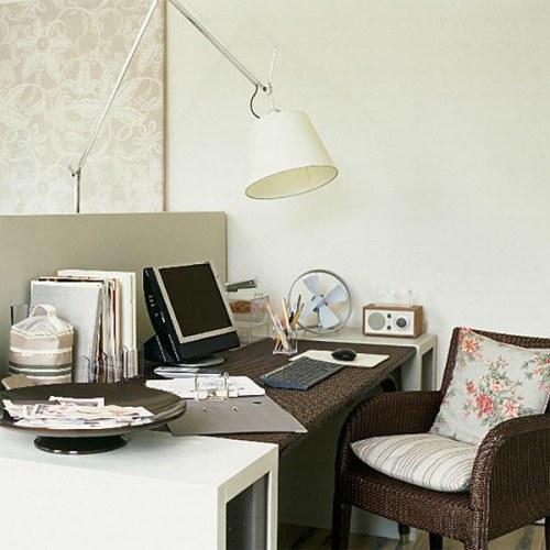 Oficina en casa ideas inspiradoras decoracion in for Casa ideas decoracion