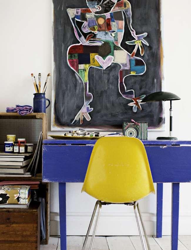 oficina o despacho con estilo