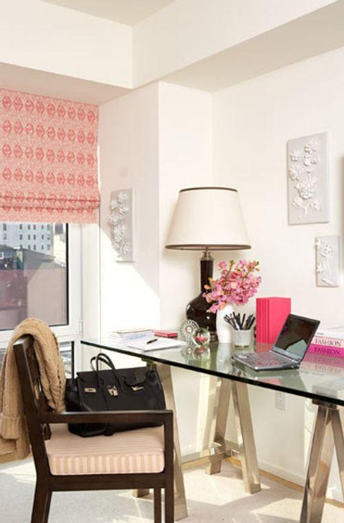 cómo decorar una oficina con estilo