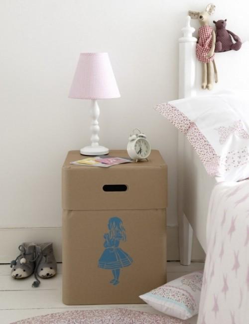 organizar y decorar dormitorios infantiles