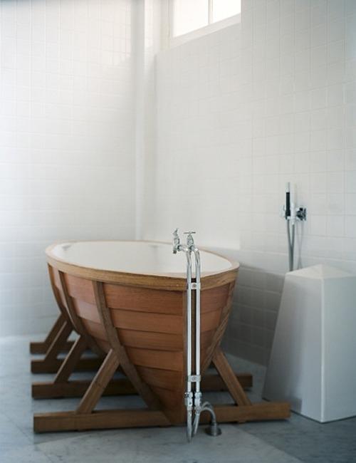 Baños Originales Decoración:La primer propuesta serie de bañeras originales , se trata de un