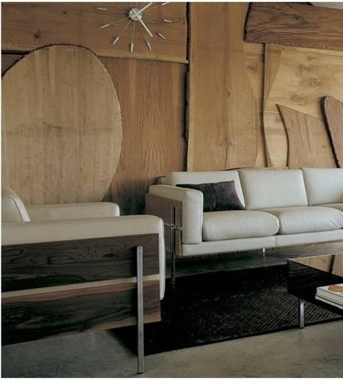 Original revestimiento de madera decoracion in - Revestimiento de madera ...