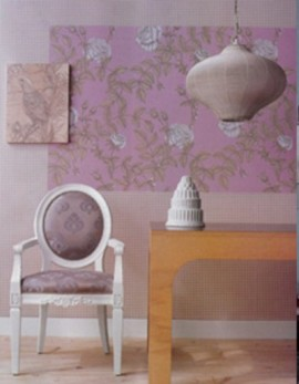 Ideas para Decorar con Papel Tapiz