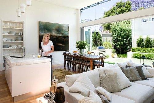 Decora tu casa con simples ideas decoracion in Decoracion de casas contemporaneas