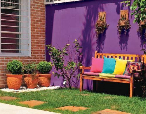 Casa contemporánea con decoración colorista y alegre   decoracion.in