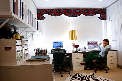 Personalizar un espacio de trabajo en casa decoracion in - Decoracion despacho en casa ...