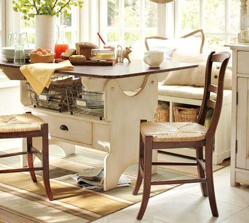Pr cticas mesas de comedor para ahorrar espacio for Mesas de comedor pequenas