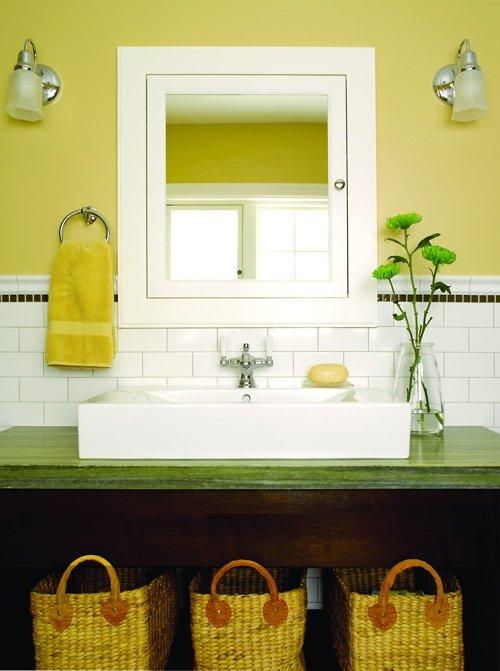 práctico cuarto de baño