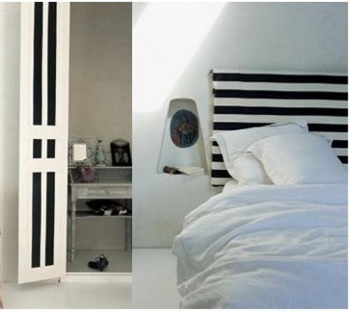 Rayas Blanco y Negro