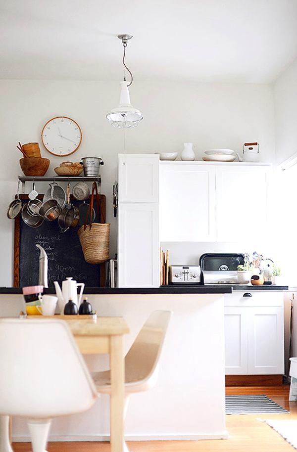 rincones con encanto en la cocina
