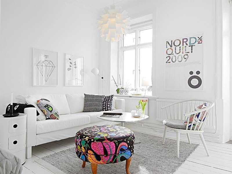 Estilo escandinavo decoracion in - Decoracion estilo escandinavo ...