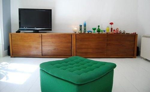 salón de un piso actual