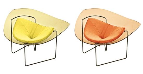 sillon-plexiglas-corolle-roche-bobois-2