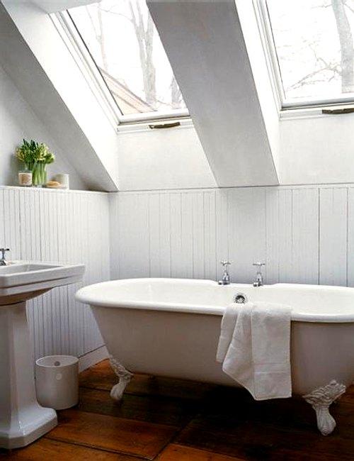simples ideas para actualizar la zona de bañera
