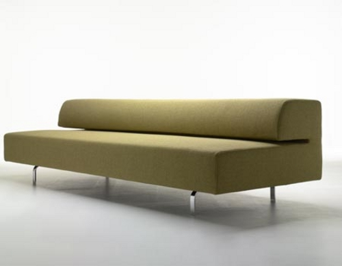 Sof s de dise o moderno decoracion in for Sillones salon diseno