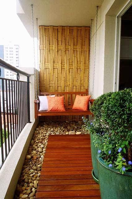 solución para terrazas y patios pequeños