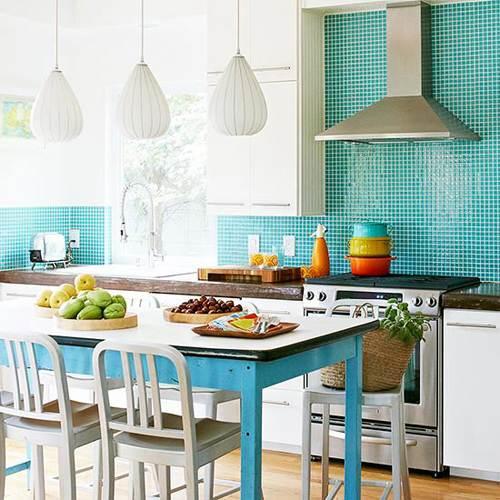 soluciones decorativas para la cocina