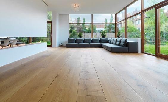 Suelos de madera para toda la casa decoracion in - Suelo para casa ...