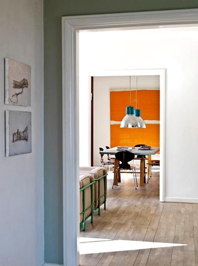 sumar color a las paredes