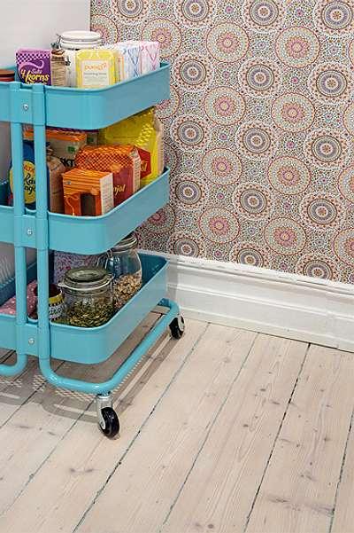sumar espacio de almacén en la cocina