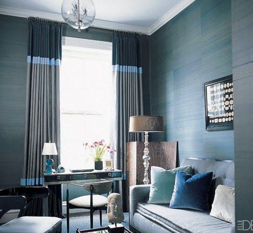 Ideas para decorar con cortinas las ventanas decoracion in - Ventanas con cortinas ...